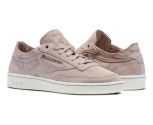 Reebok sneaker club c 85 fewer better things w