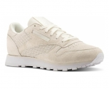 Reebok sapatilha classic leather woven emb w