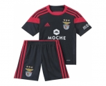 Adidas mini kit oficial s.l.benfica away 2014/2015