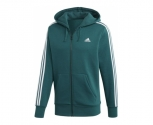 Adidas jacket c/ capuz essentials 3s