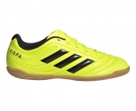 Adidas sapatilha de futsal copa 19.4 in jr