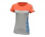 Adidas camiseta yg lin w jr