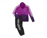 Adidas fato de treino yg w jr