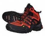 Adidas sapatilha terrex fast x fm mid gtx