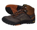 Merrell boot annex mid gore-tex-dark earth