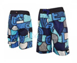 Quiksilver boardshort black out