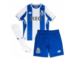 New balance mini kit oficial f.c.porto home 2017/2018 jr