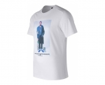 New balance t-shirt mc grandfather