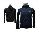 Adidas casaco c/capuz cr 365 climalite