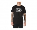 Vans t-shirt full patch