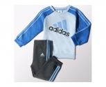 Adidas fato of treino light inf