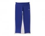 Adidas pantalon 3/4 climalite gym
