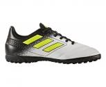 Adidas sapatilha de futebol turf ace 17.4 j