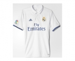 Adidas camisola oficial real madrid 2016/2017 home