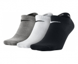 Nike pack 3 calcetines lightweight no-show