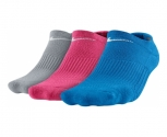 Nike meias pack 3 cushion w