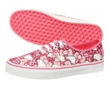 Vans sneaker authentic hello kitty