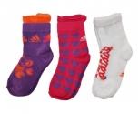 Adidas meias pack3 adigirl