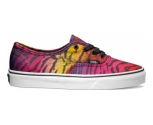 Vans sapatilha authentic rainbow tiger