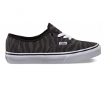 Vans sapatilha authentic zebra