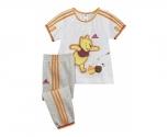 Adidas camiseta+pantalon winnie pooh