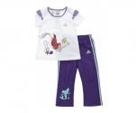 Adidas camiseta+calÇa sereia