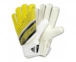 Adidas gloves of goalkeeper f50 training