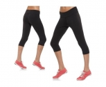 Reebok calÇa 3/4 yoga tight