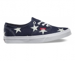 Vans sapatilha authentic stars & stripes