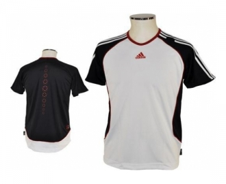 Adidas shirt of soccer pre star cl jr