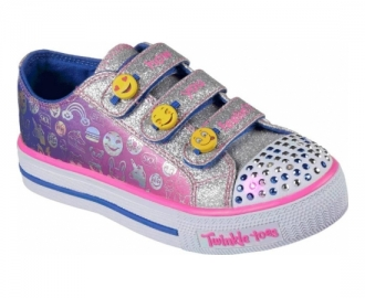 Skechers zapatilla step up expressionista jr