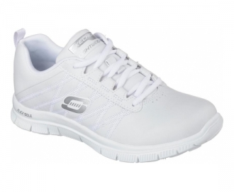 Skechers sapatilha flex appeal  pure tone w