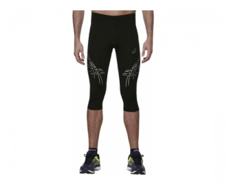 Asics legging sripe knee tight