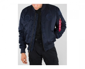 Alpha industries blusão ma 1 vf nasa