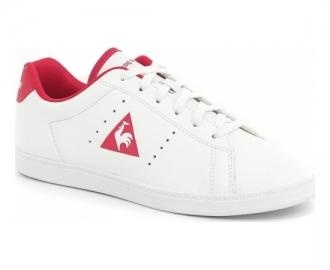 04a228ca88eb Le coq sportif sneaker courtone gs s lea girl of Le Coq Sportif on ...
