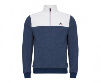Le coq sportif sweat 1/2 zip nº1