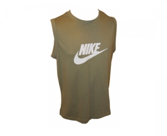 Nike t-shirt sleeveless graphic