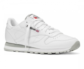 Reebok sapatilha cl leather