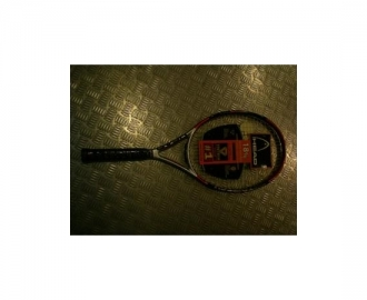 Head tennis racket tritech 9000