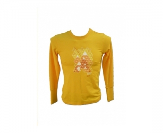 Nike t-shirt long sleeve mountain sra