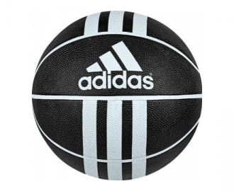 Adidas pelota basketebol 3s rubber