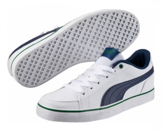 Puma zapatilla court point vulc v2 jr