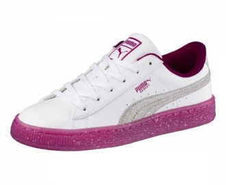 Puma sapatilha basket iced glitter 2 ps
