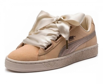 Puma sneaker basket heart up w