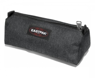 Eastpak estuche benchmark black denim