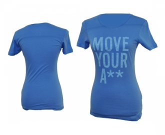 Nike t-shirt wmns move your ass