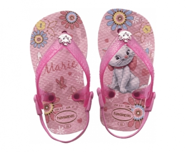 Havaianas chinelo marie baby