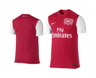 Nike camisola oficial arsenal ss home
