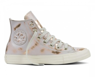Converse zapatilla chuck taylor all star brush off leather hi