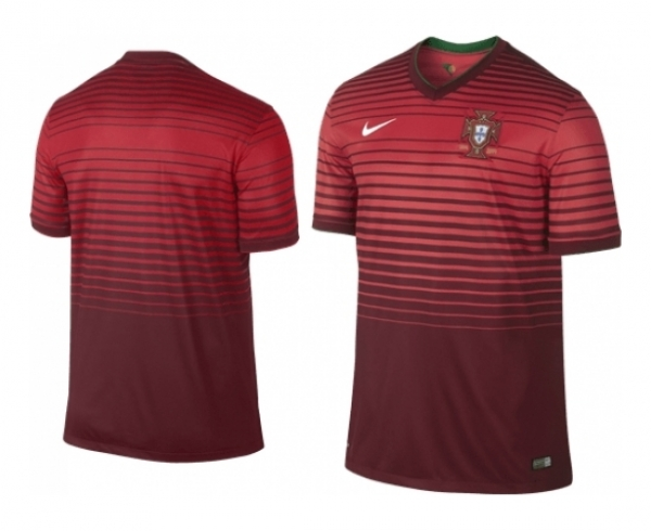 Nike camiseta oficial portugal home 2014/2016